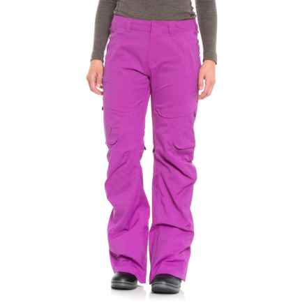 Burton Grape Seed [ak] Summit Gore-Tex® Snowboard Pants - Waterproof (For Women) in Grape Seed - Closeouts